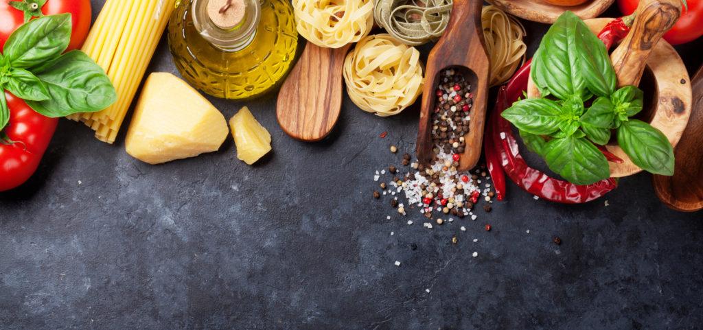pasta basil